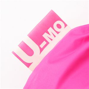 履く羽毛布団 U-MO(ウーモ) ルームブーツ ローズピンク