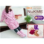 NuKME(ヌックミィ) 2012年Ver ルームシューズ Lサイズ カジュアルカラー イエロー