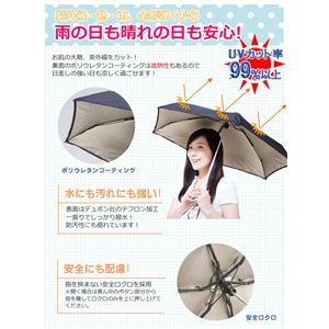 晴雨兼用ポケ傘 Petitsol(プチソル)