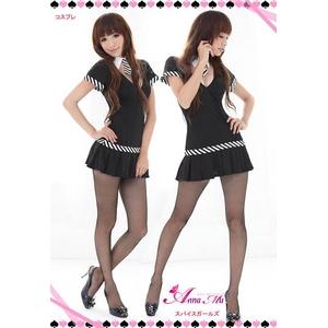 コスプレ セクシー 美人秘書さん セット コスチューム - 拡大画像
