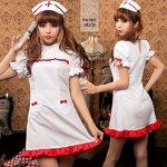ナース 看護婦 コスプレ コスチューム 衣装 z1342