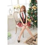 大きいサイズ☆アイドル風コスチューム☆ミニスカートコスプレ☆コスプレ/コスチューム/制服/衣装/801014