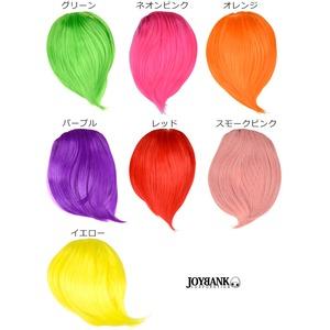 前髪ポイントウィッグ 7color【カラーウィ...の紹介画像2