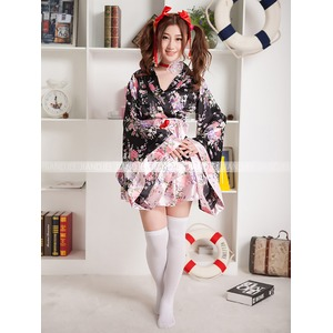【豪華/花魁/浴衣/着物ドレス/花魁ドレス/和...の紹介画像5