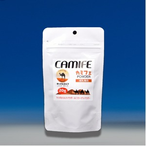 CAMIFE(カミフェ)哺乳類用キャメルミルク(パウダー)ラクダミルク&コラーゲン20g【6個セット】