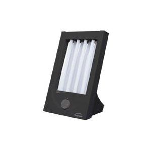 ネオタンA60 ブラック 家庭用日焼けマシーン - 拡大画像