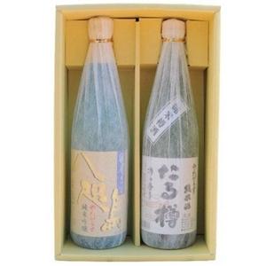 日本酒 やたがらす「吉野セット」 - 拡大画像