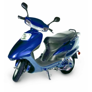 Terra Motors(テラモーターズ) 電動バイク SEED60 ディープメタリックブルー
