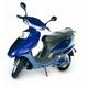 Terra Motors(テラモーターズ) 電動バイク SEED60 ディープメタリックブルー 写真1