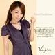 Vajra(ヴァジュラ) 清楚で上品なお嬢さんスタイル♪ブルーパールネックレス♪ 【日本製】 - 縮小画像3