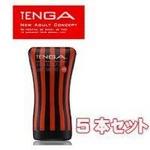 TENGA(テンガ) ソフトチューブカップ スペシャルハードエディション【5本セット】