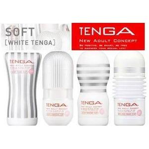 TENGA(テンガ) ホワイトセット - 拡大画像