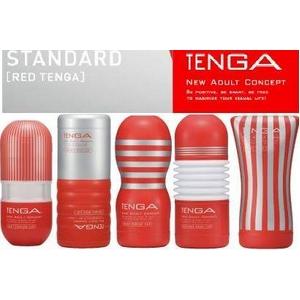 TENGA(テンガ) レッドセット  - 拡大画像