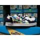 Graffeeti(グラフィーティー) 落書きスニーカー  グラッフィー ガールズ&ボーイズ共用 20cm パープル 写真4
