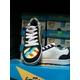 Graffeeti(グラフィーティー) 落書きスニーカー  グラッフィー ガールズ&ボーイズ共用 20cm パープル 写真5