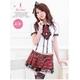 アキバ系 女子高生 制服セット コスプレ コスチューム f205 - 縮小画像1