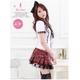 アキバ系 女子高生 制服セット コスプレ コスチューム f205 - 縮小画像3