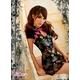 豪華刺繍セクシー ミニスカチャイナコスチューム/コスプレ コスチューム z656 - 縮小画像2