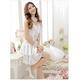 コスプレ 純白ウエディングドレス セット f408 - 縮小画像2