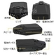 2.5インチモニター付きHD車載カメラ - 縮小画像3