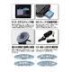 高画質液晶モニター付 ドライブレコーダー(メモリーなし) - 縮小画像3