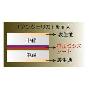 ホルミシス敷きパッド「アンジェリカ」【1枚】 03