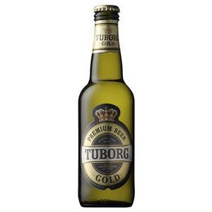 ビール ツボルグ 瓶 330ml 24本1ケース 330ml - 拡大画像