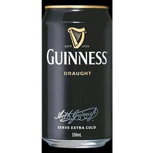 アイルランド【海外ビール】ドラフトギネス缶 24本 1ケース