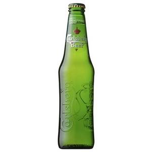 デンマーク【海外ビール】 カールスバーグ クラブボトル 24本 1ケース 330ml - 拡大画像