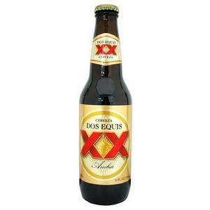 【海外ビール】ドスエキス アンバー 瓶 24本 1ケース - 拡大画像