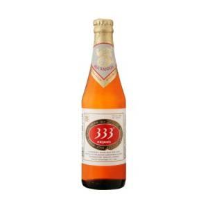 ベトナム【海外ビール】 333ビール 瓶(24本)
