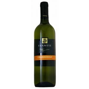 【ワイン】イタリア産 ファルネーゼ シャルドネ   - 拡大画像