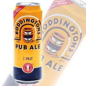 【海外ビール】 ボディントン パブエール 440ml 缶 24本入 - 拡大画像