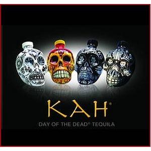 【テキーラ】 カー スカル 髑髏 デキャンタ アネホ 750ml 40度 KAH ANEJO SKULL Tequila