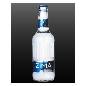 【リキュール】 ZIMA(ジーマ) 瓶 340ml×24本 - 拡大画像
