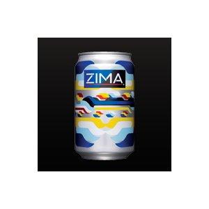 【リキュール】ZIMA(ジーマ) art  アート缶 330ml×24本 - 拡大画像