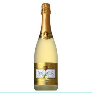 【スパークリングワイン】 ポンパドール Pompa Do'r グリーンアップル 750ml スパークリングワイン