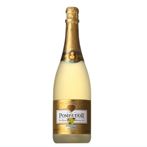 【スパークリングワイン】 ポンパドール Pompa Do'r マスカット 750ml スパークリングワイン