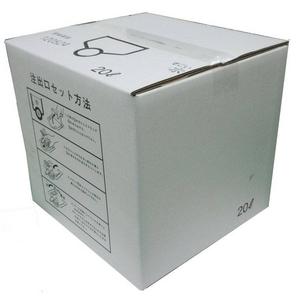 富士山のすごい水イオン水 20Lパック(給水栓付)/箱【業務用向き】 - 拡大画像