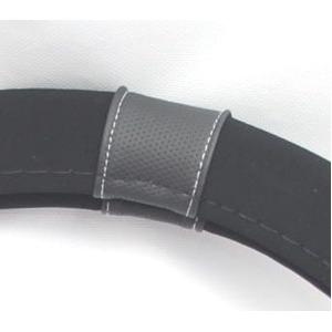 SPARCO(スパルコ) ステアリングカバーSサイズ スエード SPC1108JS 360~370mm