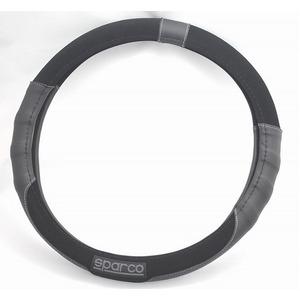 SPARCO(スパルコ) ステアリングカバーMサイズ スエード SPC1108 380~390mmの詳細を見る