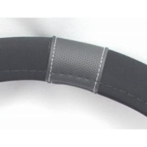 SPARCO(スパルコ) ステアリングカバーMサイズ スエード SPC1108 380~390mm