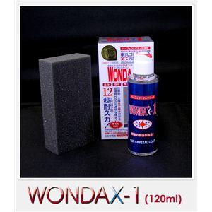 WONDAX(ワンダックス) ガラス質ボディ保護剤 WONDAX-1(ワンダックス・ワン) 120mlの詳細を見る