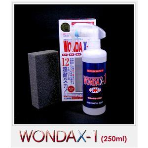WONDAX(ワンダックス) ガラス質ボディ保護剤 WONDAX-1(ワンダックス・ワン) 250ml - 拡大画像
