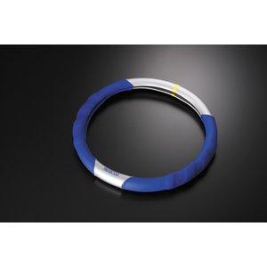 SPARCO(スパルコ) ステアリングカバーMサイズ BLUE/SILVER(カーボン) SPC1100WYの詳細を見る