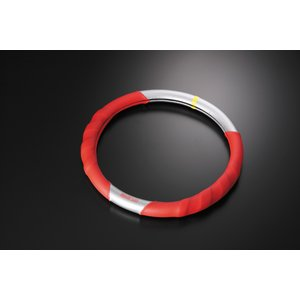 SPARCO(スパルコ) ステアリングカバーMサイズ RED/SILVER(カーボン) SPC1102WYの詳細を見る