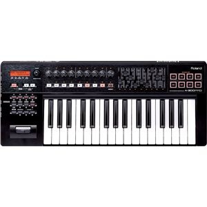 Roland(ローランド) MIDIキーボード MIDI Keyboard Controller A-300PRO-R - 拡大画像