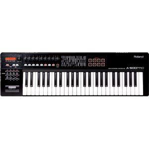 Roland(ローランド) MIDIキーボード MIDI Keyboard Controller A-500PRO-R - 拡大画像