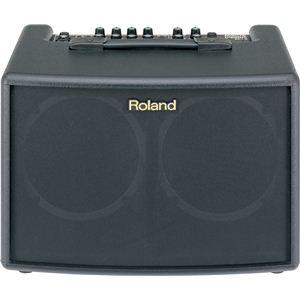 Roland(ローランド) アコースティック・ギター専用 ステレオ・モニター・アンプ Acoustic Chorus AC-60 - 拡大画像