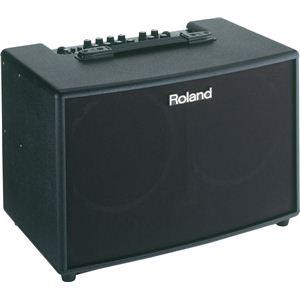 Roland(ローランド) アコースティック・ギター専用 ステレオ・モニター・アンプ Acoustic Chorus AC-90A - 拡大画像
